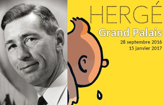 affiche_exposition_herge_grand_palais